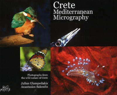 Crete Mediterranean Micrography: Photos from the Wild Nature of Crete (Hardback)