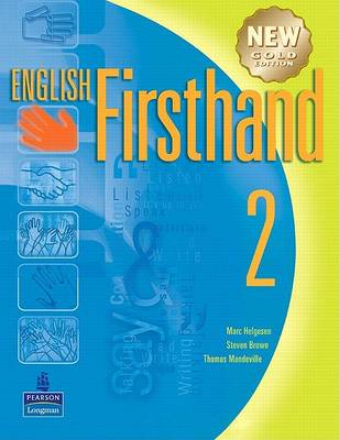 English Firsthand New Gold Ed S/B 2 (Paperback)