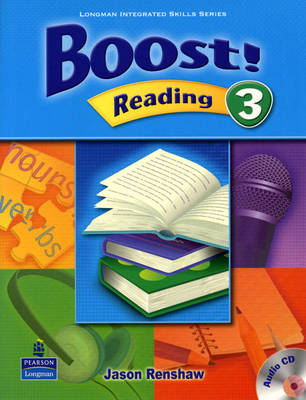 Boost! Reading: Student Book Level 3 (Paperback)