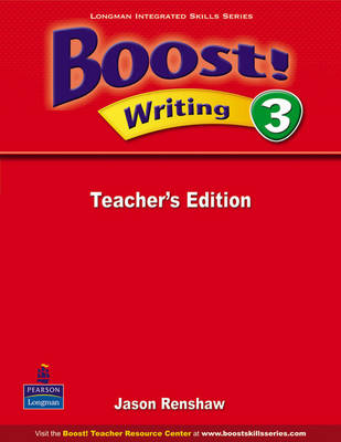 Boost! Writing Level 3 (Paperback)