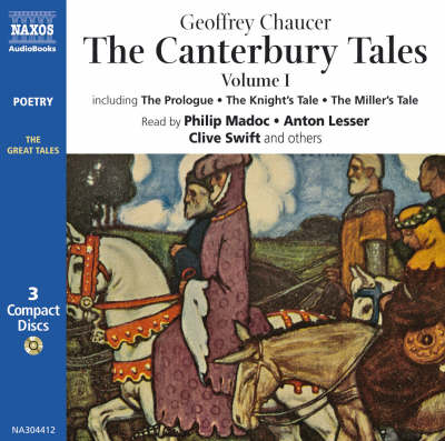 The Canterbury Tales: v. 1 - The great tales (CD-Audio)