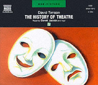 The History of Theatre (CD-Audio)