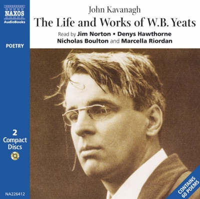 The Life and Poetry of W.B.Yeats (CD-Audio)