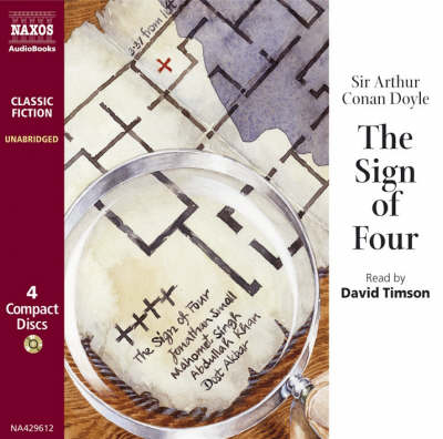 The Sign of Four (CD-Audio)