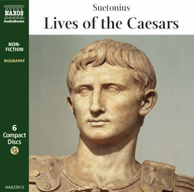 Lives of the Twelve Caesars (CD-Audio)