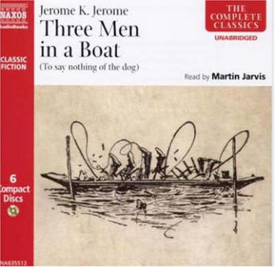 Three Men in a Boat - Classic Fiction S. (CD-Audio)