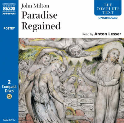 Paradise Regained - Poetry S. (CD-Audio)