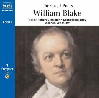 The Great Poets: William Blake (CD-Audio)