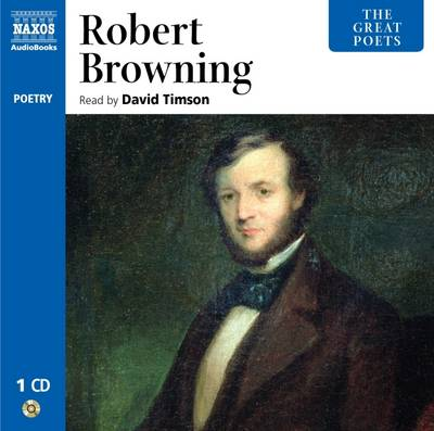 Robert Browning - Great Poets (CD-Audio)