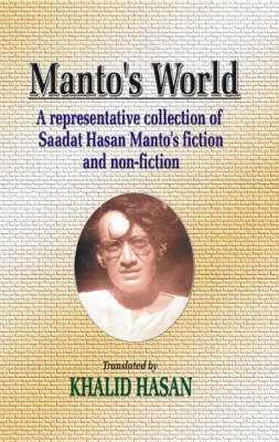 Manto's World (Hardback)