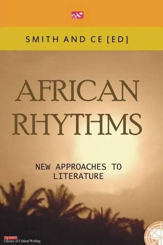 African Rythmns. New Approaches to Literature (Paperback)