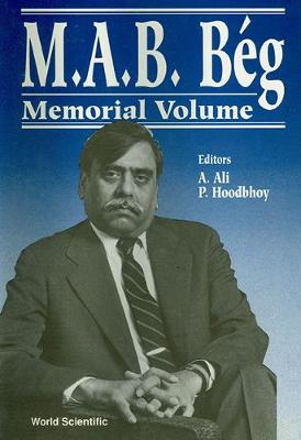 MAB Beg Memorial Volume (Hardback)