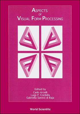 Aspects of Visual Form Processing: Proceedings of the 2nd International Workshop on Visual Form (Hardback)