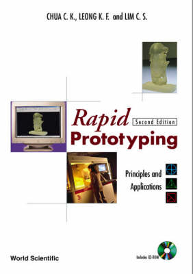 Rapid Prototyping: Principles and Applications (Mixed media product)