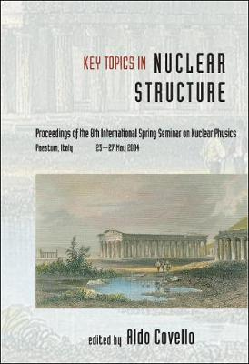 Key Topics in Nuclear Structure: Proceedings of the 8th International Spring Seminar on Nuclear Physics (Hardback)
