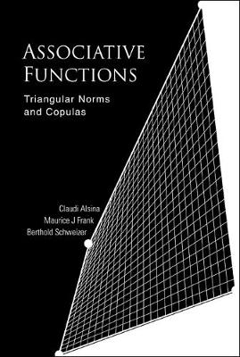 Associative Functions, Triangular Norms and Copulas (Hardback)