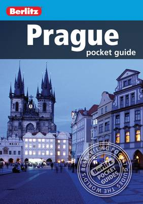 Berlitz: Prague Pocket Guide - Berlitz Pocket Guides (Paperback)