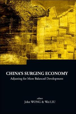 China's Surging Economy: Adjusting for More Balanced Development - Series on Contemporary China v. 11 (Hardback)
