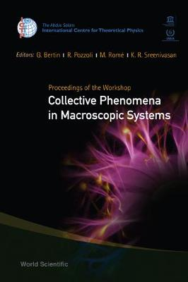 Collective Phenomena in Macroscopic Systems - Proceedings of the Workshop: Proceedings of the Conference (Hardback)