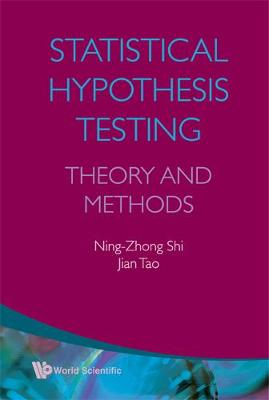 Statistical Hypothesis Testing: Theory and Methods (Hardback)