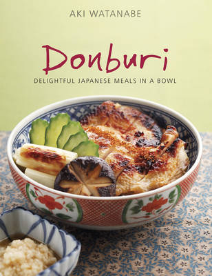Donburi: Japanese Home Cooking (Paperback)