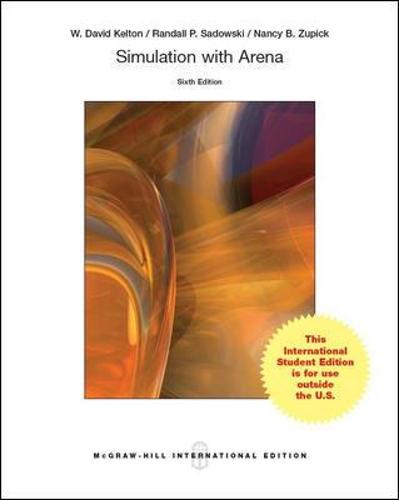 Simulation with Arena (Paperback)