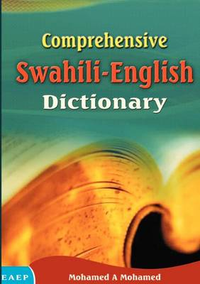 Comprehensive Swahili-English Dictionary (Paperback)