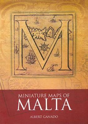 Miniature Maps of Malta (Paperback)