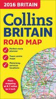 2016 Collins Map of Britain