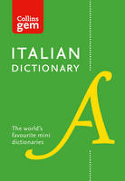 Collins Italian Dictionary: 40,000 Words and Phrases in a Mini Format
