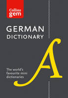 Collins German Dictionary: 40,000 Words and Phrases in a Mini Format