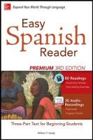 Easy Spanish Reader Premium