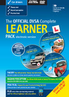 The Official DVSA Complete Learner Driver Pack [Electronic Version] 2016