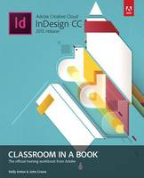 Adobe Indesign CC Classroom in a Book 2015