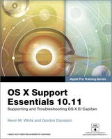 OS X Support Essentials 10.11 - (Includes Content Update Program)