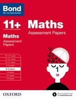 Bond 11+: Maths: Assessment Papers: 8-9 years