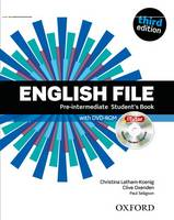 English File: Pre-Intermediate: Student's Book with Itutor