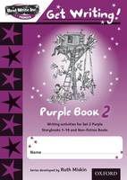 Read Write Inc. Phonics: Get Writing!: Purple 2 Pack of 10