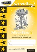 Read Write Inc. Phonics: Get Writing!: Yellow 5 Pack of 10