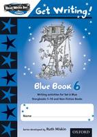 Read Write Inc. Phonics: Get Writing!: Blue 6 Pack of 10