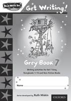 Read Write Inc. Phonics: Get Writing!: Grey 7 Pack of 10
