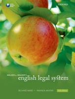 Walker & Walker's English Legal System