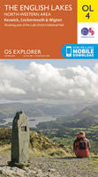 The English Lakes - North-Western Area, Keswick, Cockermouth & Wigton