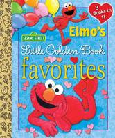 Elmo's Little Golden Book Favorites: 3 Books in 1