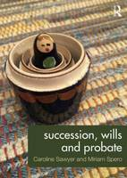 Succession, Wills and Probate