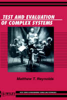 Planning Test and Evaluation of Complex Systems
