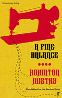 A Fine Balance - Revolutionary Writing (Paperback)