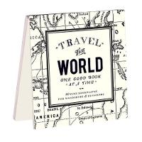 Alice Scott Vintage Prints Travel the World Bookplates