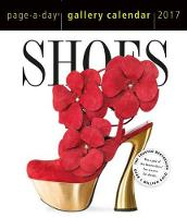 Shoes Page-A-Day Gallery Calendar 2017