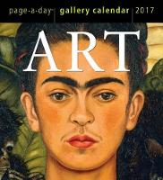 Art Page-A-Day Gallery Calendar 2017